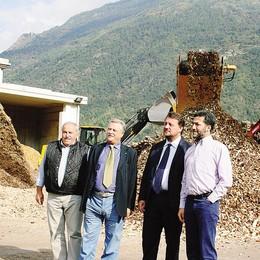 Fondi manutenzione boschi  La   Regione è disponibile