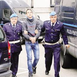 Paura per l'incolumità  di Emanuele: trasferito