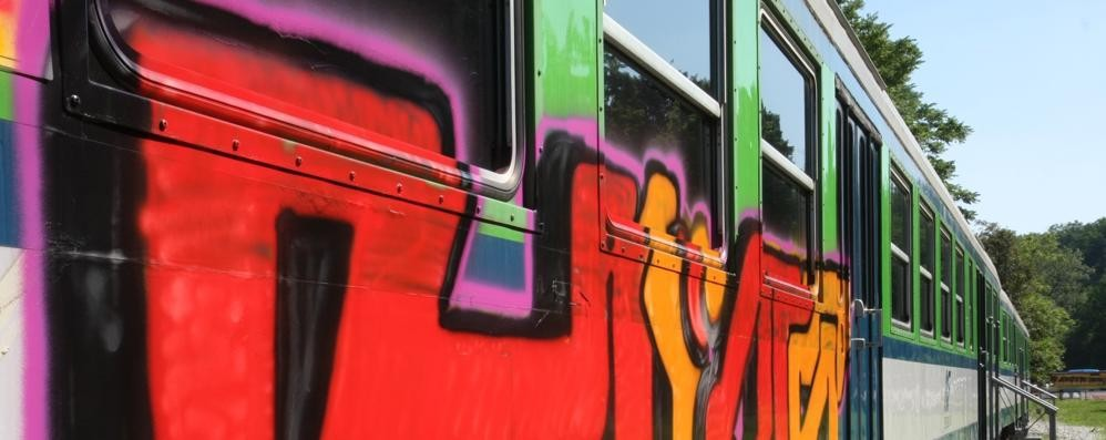 «Class action contro i writer sui treni»