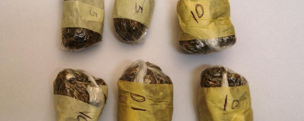 Giovane di Prata preso con droga dai carabinieri
