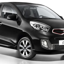 Picanto Sporty Glam  In serie limitata