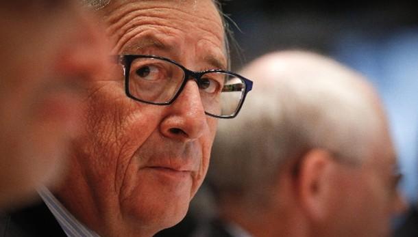 Juncker, non sono capo banda burocrati
