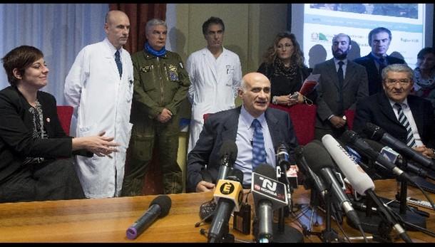 Ebola: medico Emergency è peggiorato