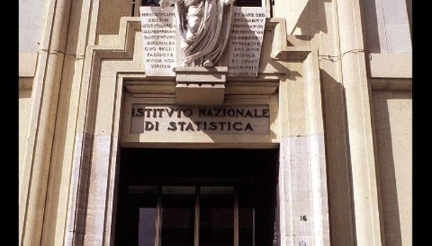 Istat conferma,pil terzo trimestre -0,1%
