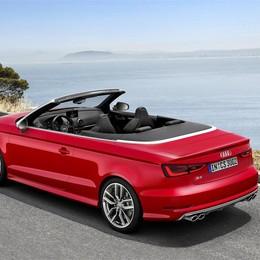 Correre sotto le stelle con la Audi S3 Cabrio