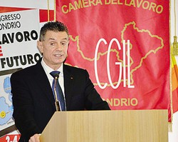 Il segretario provinciale Giocondo Cerri