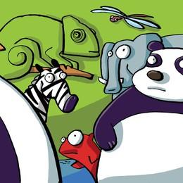 Due panda ambasciatori  dalla Cina a Bruxelles