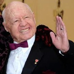 Addio Mickey Rooney  grande attore Usa