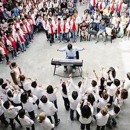 Voci a Chiavenna   È l'incanto della musica