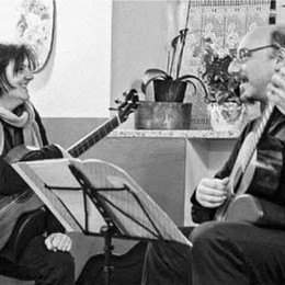 Maggio chitarristico a Chiavenna  con Pastanella e Saracino