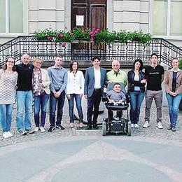 Grosotto premia Patelli,  Tovo a Canali, Lovero a Saligari