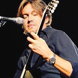 Cristiano De Andrè  Live acustico il 29 a Forcola