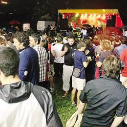 Trasloco forzato per il festival  Il Summer sound va a Piateda