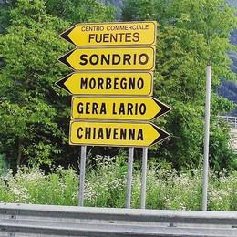 Al Trivio un labirinto  Che incubo per i turisti  raggiungere Madesimo