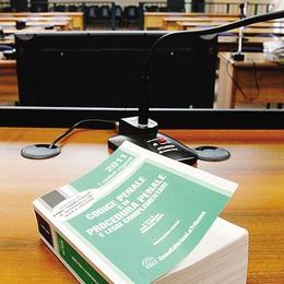 A Chiavenna è la fine di un'epoca  Chiuso l'ufficio del Giudice di pace