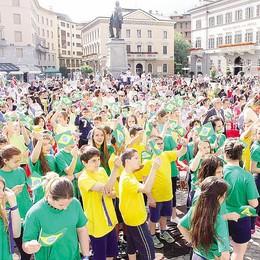 La festa carioca  conquista la piazza