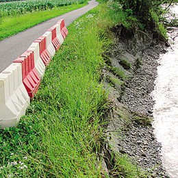Appello urgente di Legambiente  Il Sentiero rischia l'interruzione