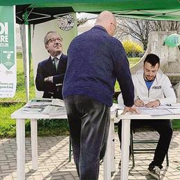 Referendum, campagna chiusa  La Lega esulta: numeri record