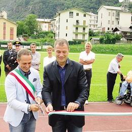 La cittadella dello sport  nuova sfida di Sondalo