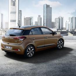 La nuova Hyundai i20  debutterà a Parigi