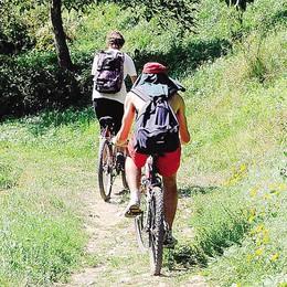 Novate, stop alle bici  verso la Val Codera