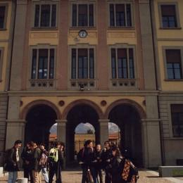 Morbegno, la nuova media   conta 230 studenti