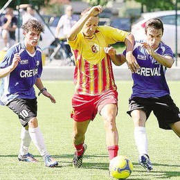 Calcio, Sondrio rischia   la beffa sul filo di lana