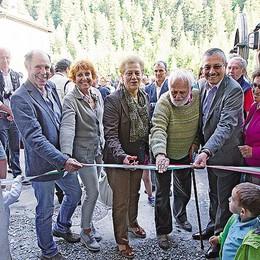 Disgrazia e Bernina  nelle foto di Merizzi