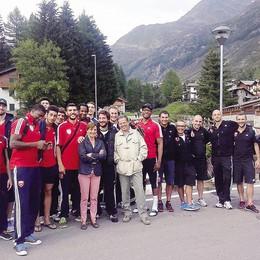 Chiavenna sorride  Il turismo sportivo  bella realtà d'estate
