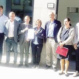 Sondrio, Eco energy  Confindustria dà l'esempio