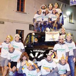 "Alle Bormiadi  la prima   vittoria va ai ""Livignasc"""