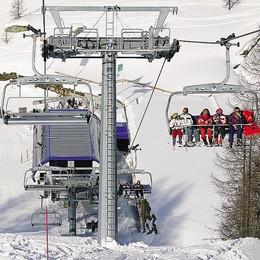 Tempo di conti per Ski Area  Al posto del tunnel forse l'ovovia