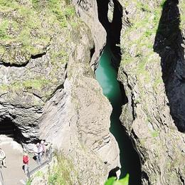 La Via Spluga risolleva  il turismo dell'estate