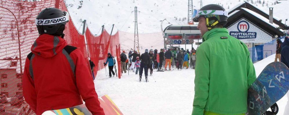Capodanno ortodosso dita incrociate in Valle: «I russi sono in crisi»