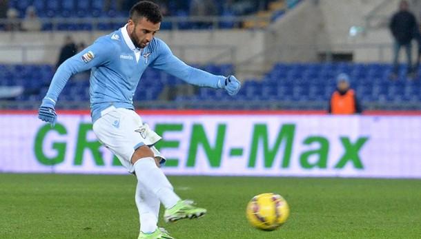 Lazio: Anderson fuori almeno 3 settimane