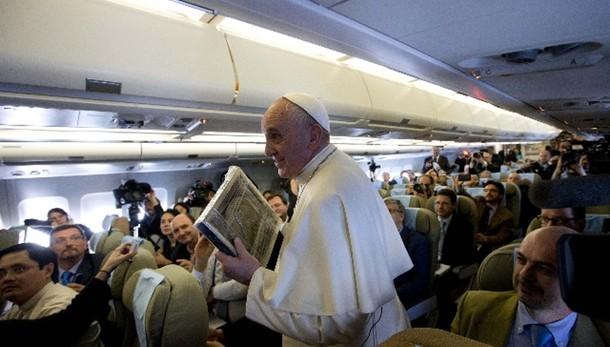 Papa: temo per l'incolumità dei fedeli