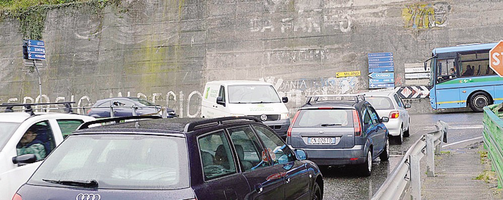 Ponte sull'Adda, in arrivo tre semafori