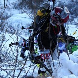Pure il Valtellina Orobie deve arrendersi: la neve non c'è, scialpinisti ancora fermi