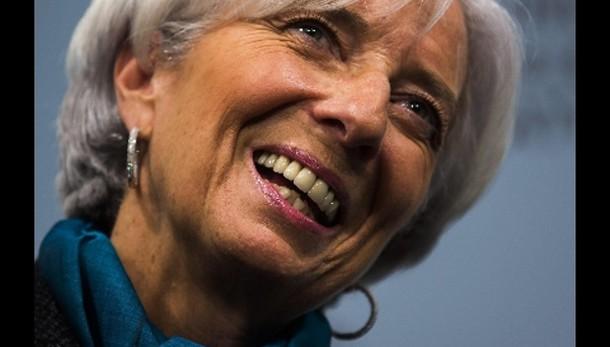 Svizzera:Lagarde,sorpresa no preoccupata