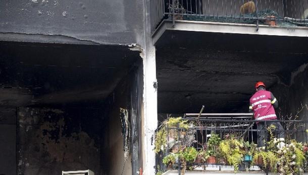 Esplosione Roma,fermata donna sfrattata