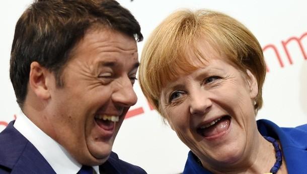 Berlino, Merkel-Renzi sarà costruttivo
