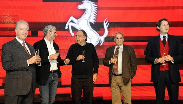 Ferrari:Elkann,l'importante è migliorare