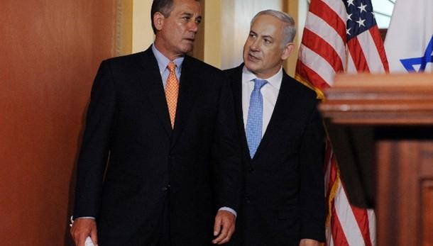 Netanyahu al Congresso, ira Casa Bianca