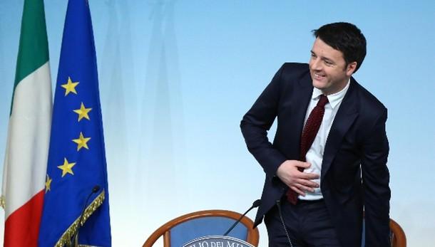 Renzi, ora incontri Pd-partiti su Colle