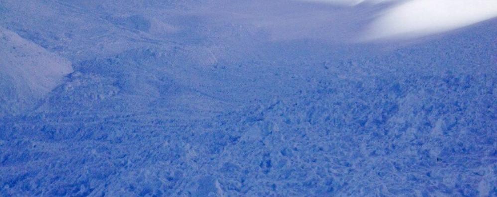 Livigno, è morto l'alpinista travolto dalla valanga