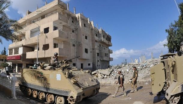 Egitto, 25 i morti in attacchi Sinai