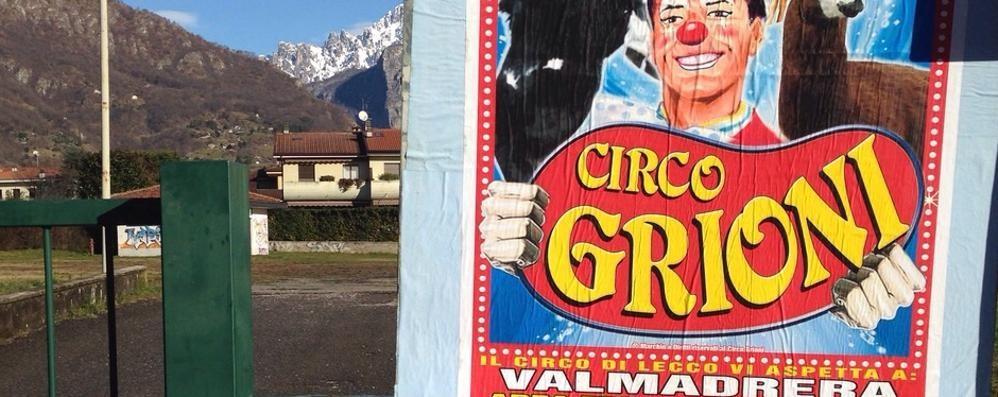 Nessuno spazio per il circo a Lecco  «Trascurati i valori della tradizione»
