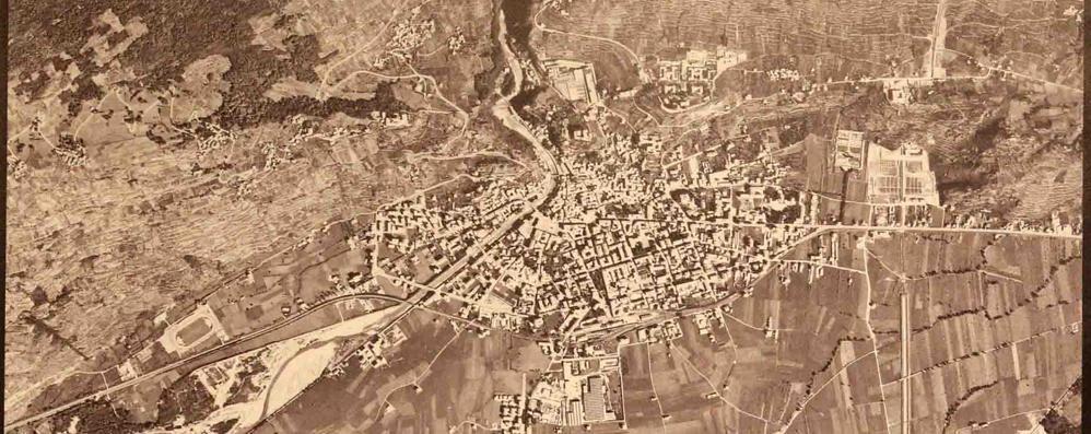 Valtellina, in 50 anni: si è persa la metà  del territorio verde