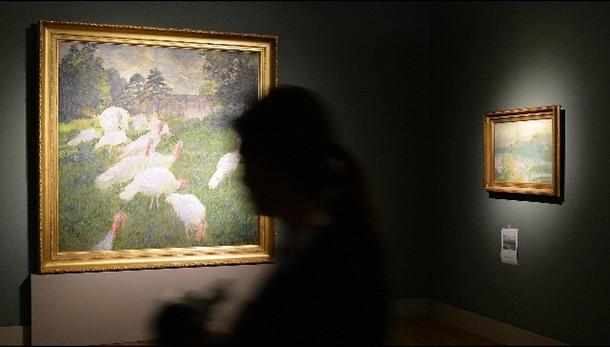 Capolavori Monet a Torino,nel 2016 Manet