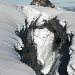 «Non solo i Forni. Tutte le Alpi a rischio  di scioglimento»